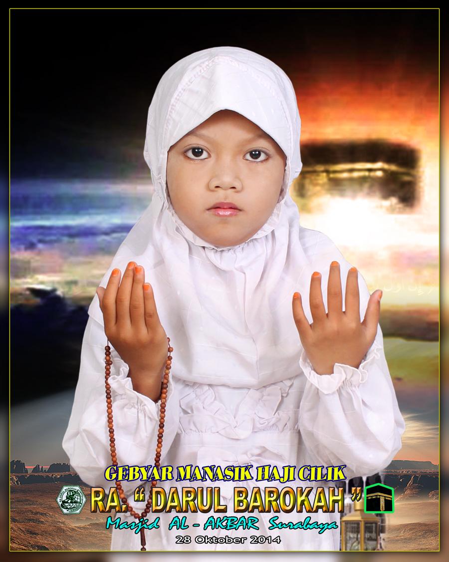 Gambar Orang Manasik Haji Background Foto 25x3m Pro Art Photo Video Studio Cilik