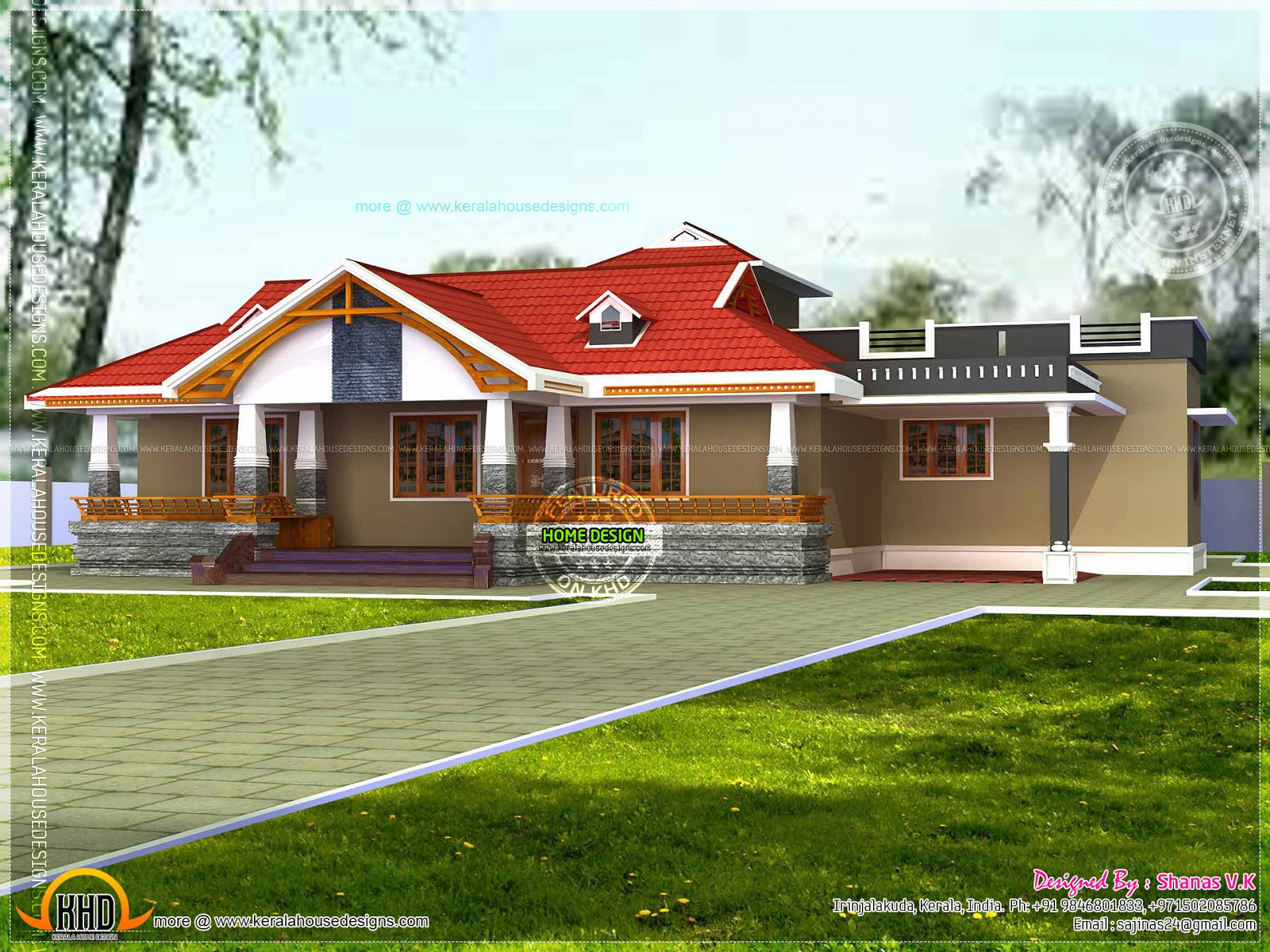 Nalukettu House At Kattoor Irinjalakuda