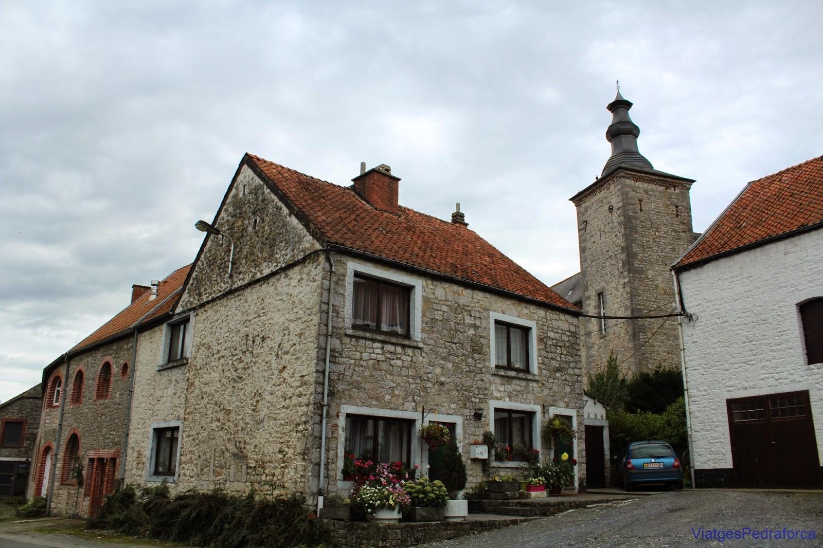 Chateau Falaën Valonia Belgica