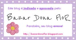 selinho Bazar dona flor