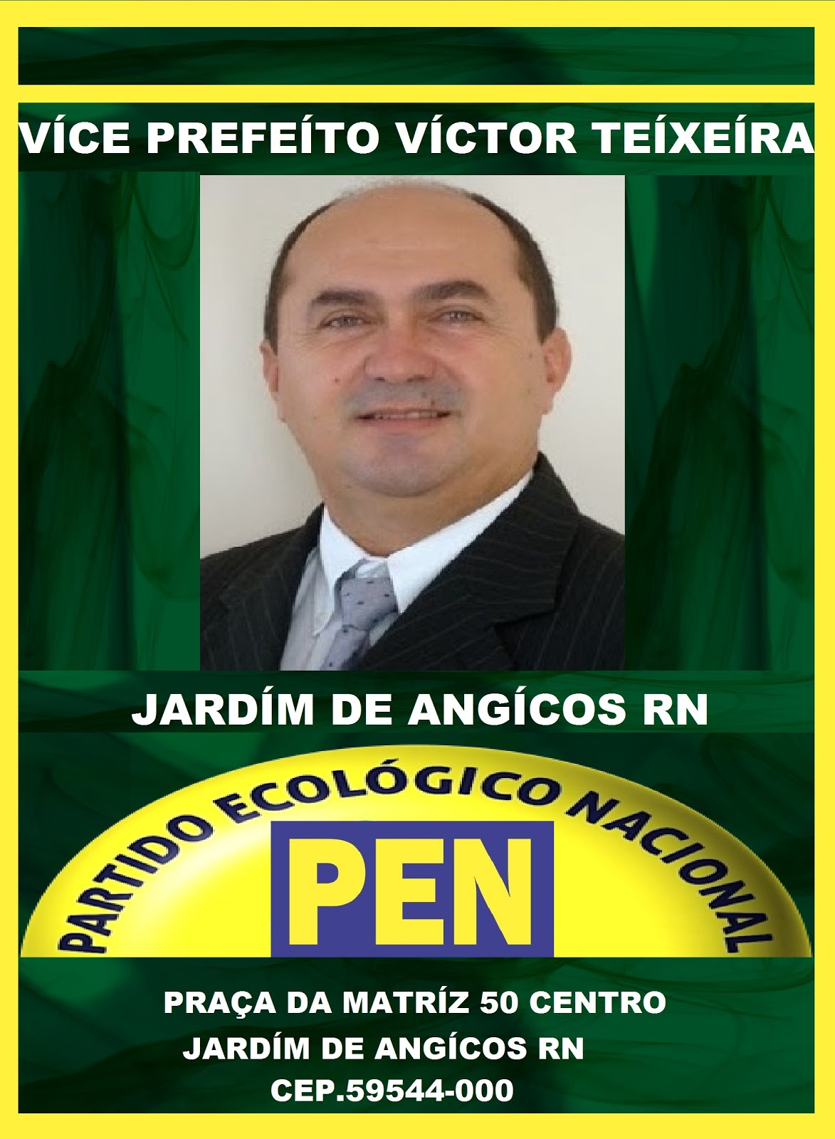 VICTOR TEIXEIRA JARDIM DE ANGICOS RN.