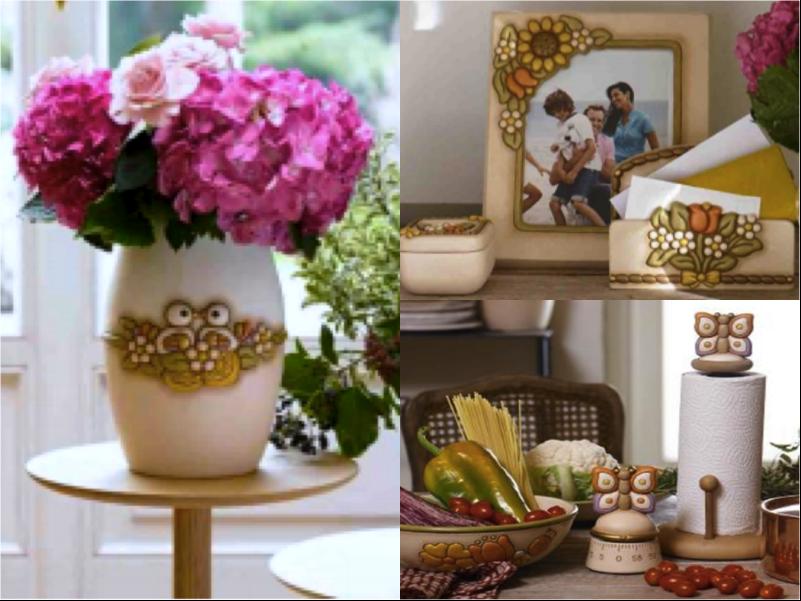 Bomboniere 2014 thun presenta la collezione country - Thun oggetti per la casa ...