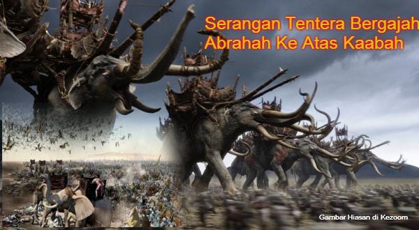 Peminat Sejarah Berjaya Kesan Sejarah Tentera Bergajah Abrahah