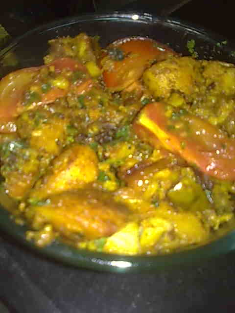 ... Indian Recipes: Aloo Gobi Masala (Spiced Potatoes with Cauliflower