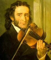 Ritratto di Nicolo' Paganini, vedi ricetta