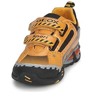 geox scarpe da bambino.