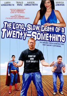 Ver The Long, Slow Death Of A Twenty-Something (2011) Online