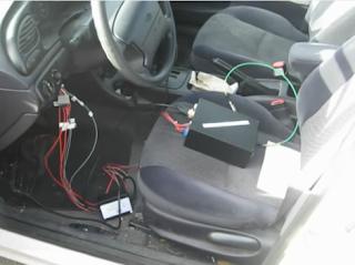 Alarme automotivo com Arduino e Andrid