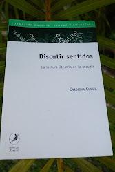 Discutir sentidos: La lectura literaria en la escuela