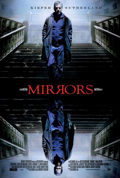365 days of horror movies day 262 mirrors for Mirror horror movie