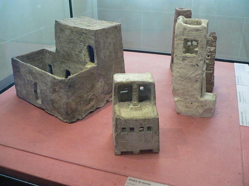 Decoracion Egipcia Casas ~ Tercer Grado Dis Arq Casas Culturas Antiguas  Egipto