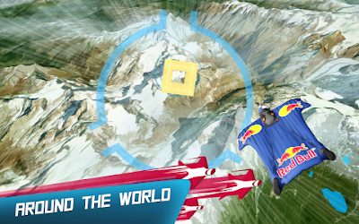 Red Bull Wingsuit Aces MOD APK+DATA