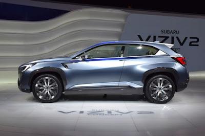2017 Subaru Crosstrek release date