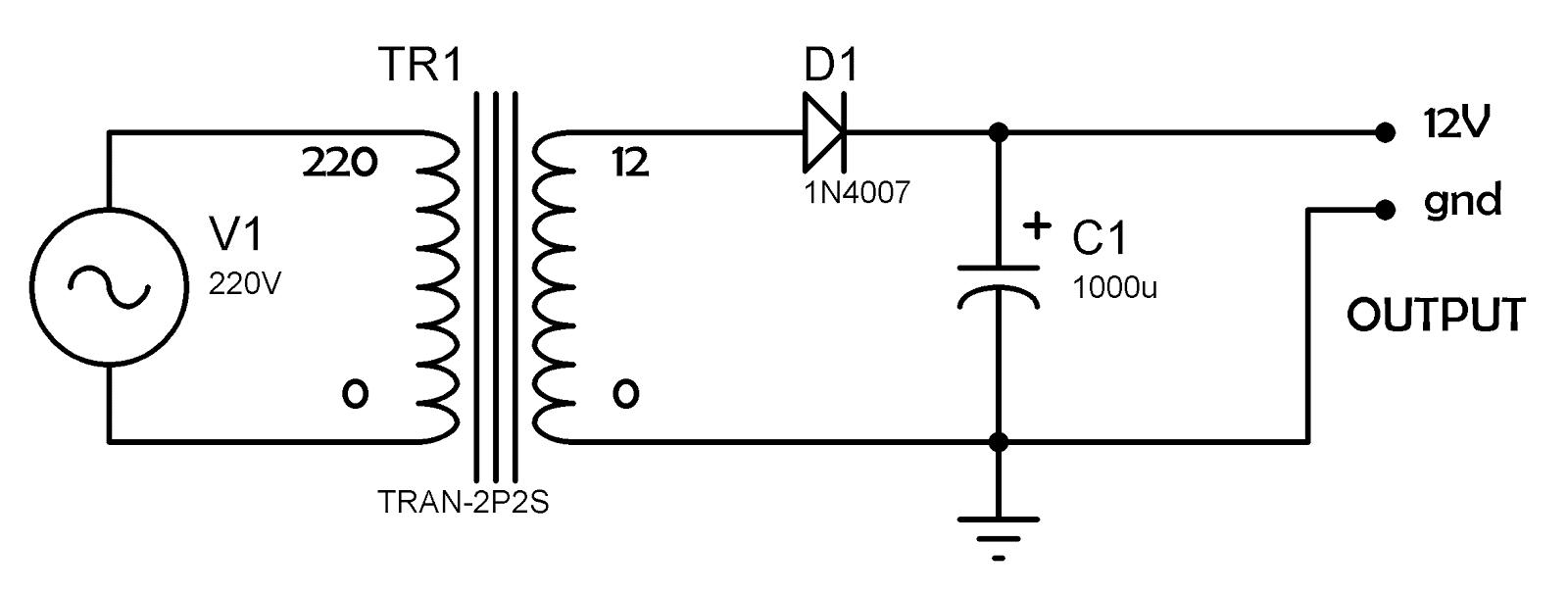 merakit rangkaian elektronika  02 power supply unit psu