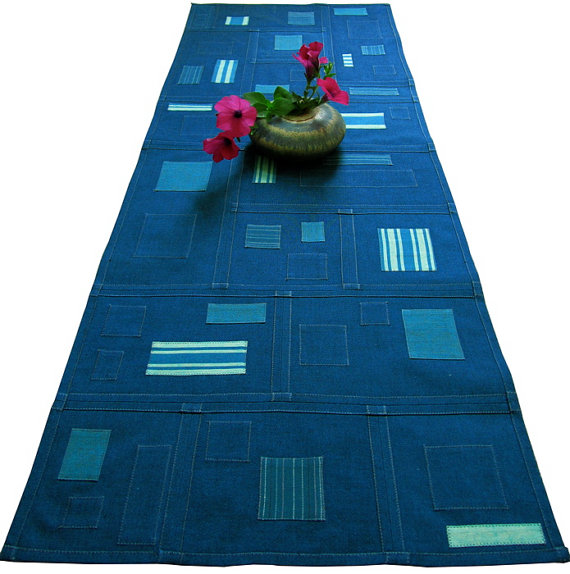 Part runner modern million table Quilt patterns 2 view  Inspiration: milestone: free Two