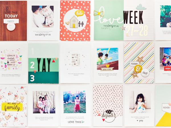 Felicity Jane : Week 27 & 28