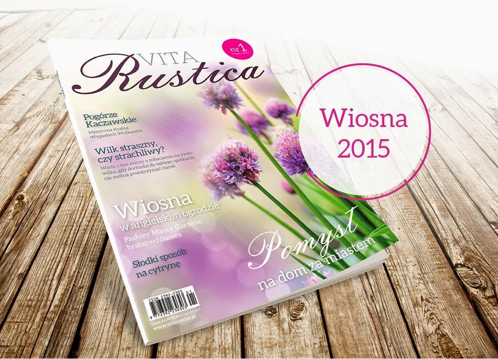 Vita Rustica WIOSNA 2015