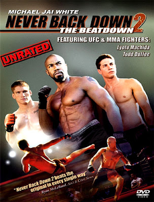 combatepost Never Back Down 2 (2011) Español Latino