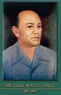 gambar-foto pahlawan kemerdekaan indonesia, Sam Ratulangi