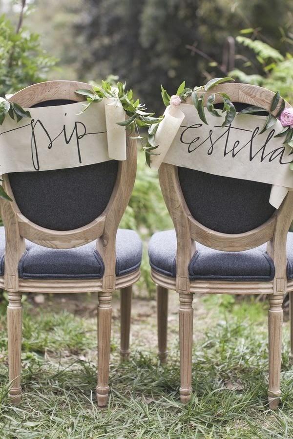 Bodas con love las sillas de los novios for Sillas para novios