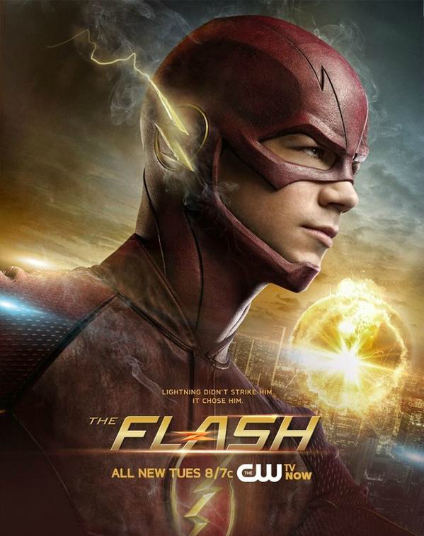 Assistir The Flash Dublado 2x01 - The Man Who Saved Central City Online