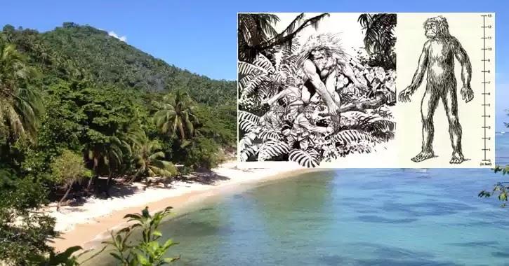 Υπάρχει ακόμα ένας Γίγαντας στις Νήσους Σολομώντος;