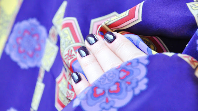 Charmed I`m Sure CHINA GLAZE Autumn Nights (Fall 2013)