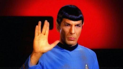"Murió el ""Señor Spock"", de Star Trek"
