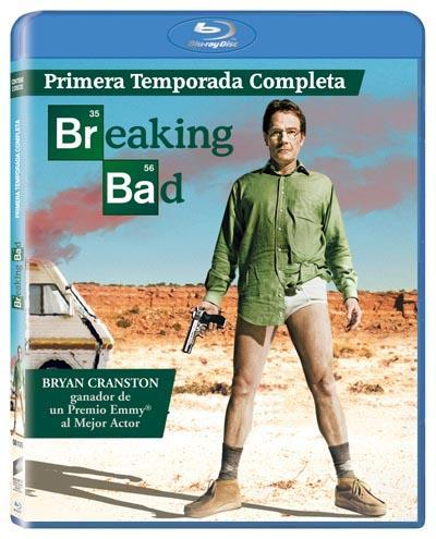 Breaking Bad Temporada 1 Completa Español Latino