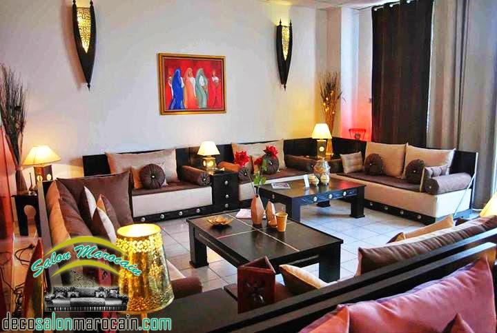 Luxe magnificence Salon marocain 2014