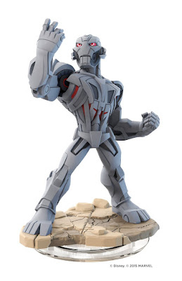 TOYS : JUGUETES - DISNEY Infinity 3.0 Marvel - Ultron Figura - Muñeco - Videojuego Producto Oficial | A partir de 6 años | Comprar en Amazon