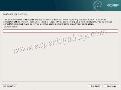 Debian Linux Network Configuration