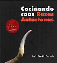 O Libro de cociña editado pola Federación de Razas Autóctonas de Galicia