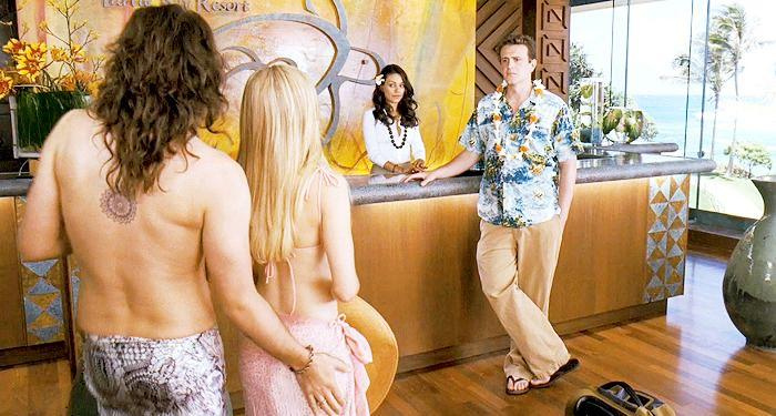 Forgetting Sarah Marshall Hotel Room