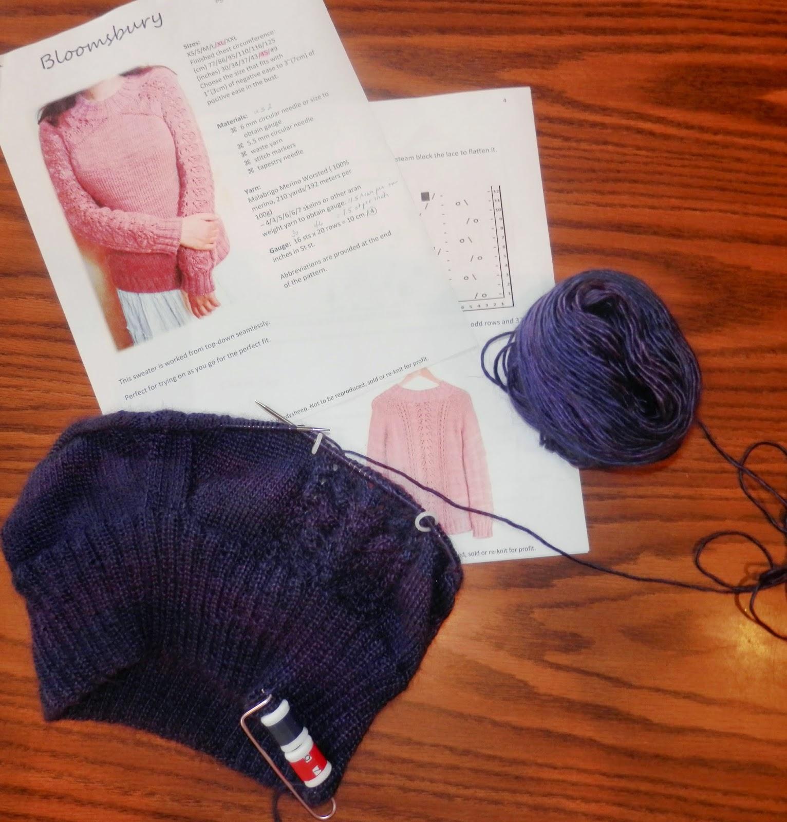Пуловер для дочки от Светланы Волковой - Вяжем вместе 93