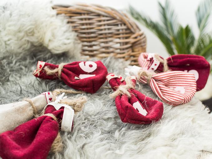 tee se itse joulukalenteri, ideoita joulukalenteriin lapsille, diy julkalender, joulukalenteriin pikkulahjoja