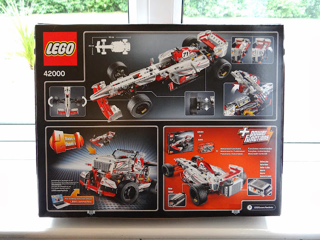 lego technic grand prix racer this is life. Black Bedroom Furniture Sets. Home Design Ideas