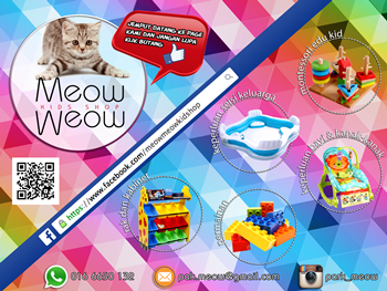 Meow Meow Kids Shop