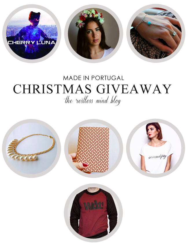 Made in Portugal // Christmas Giveaway