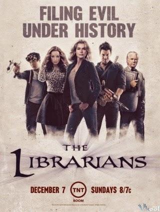 Đi Tìm Kho Báu 1 - The Librarians Season 1