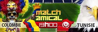 La Tunisie et la Colombie se quittent sur un match nul (VIDÉOS)
