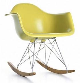 Zahara Dessert: Justifying my replica Eames RAR rocking chair purchase