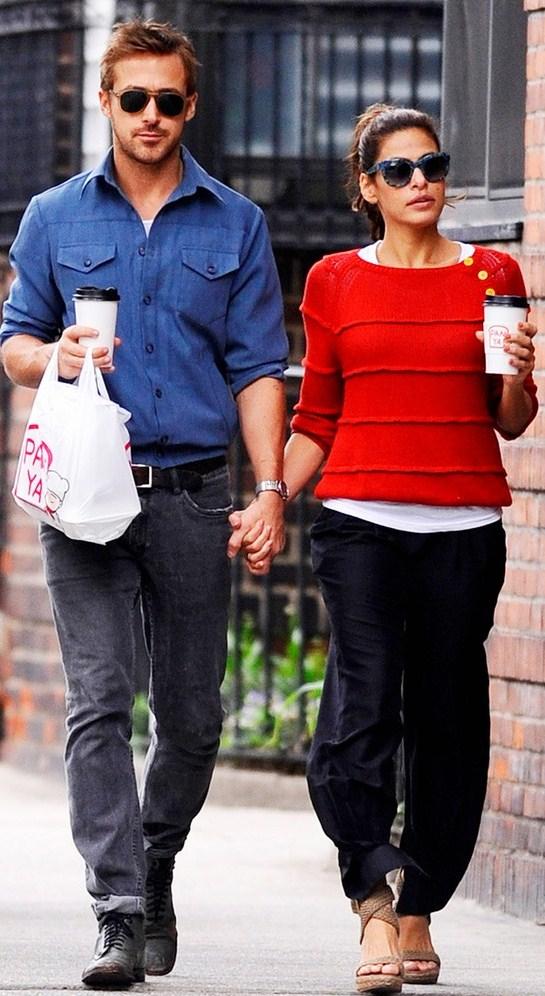 Ryan Gosling Wife 2012... Ryan Gosling Married