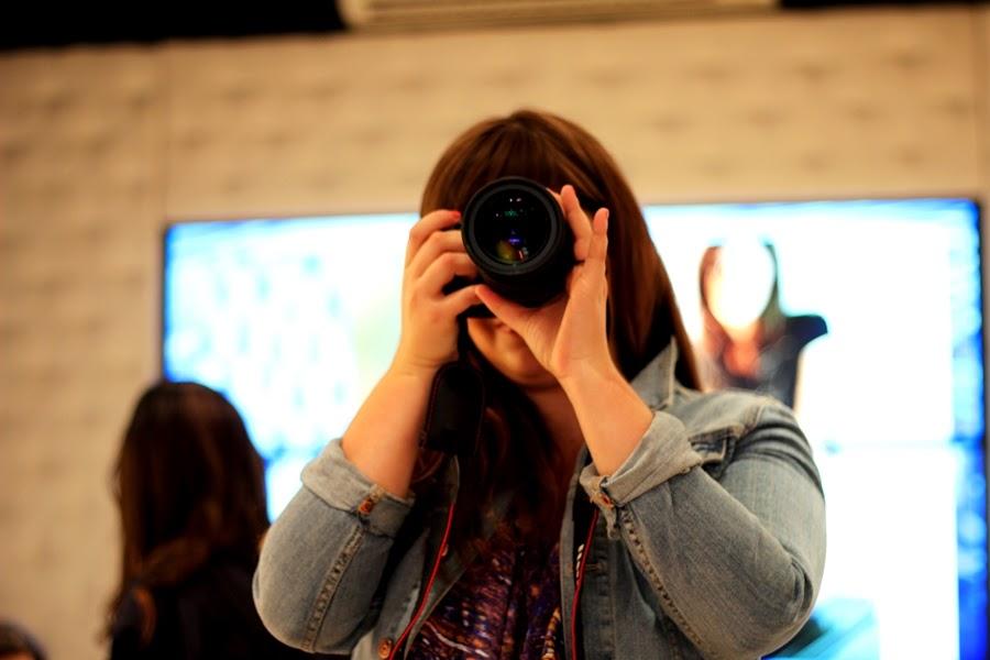 kamera  blogger foto