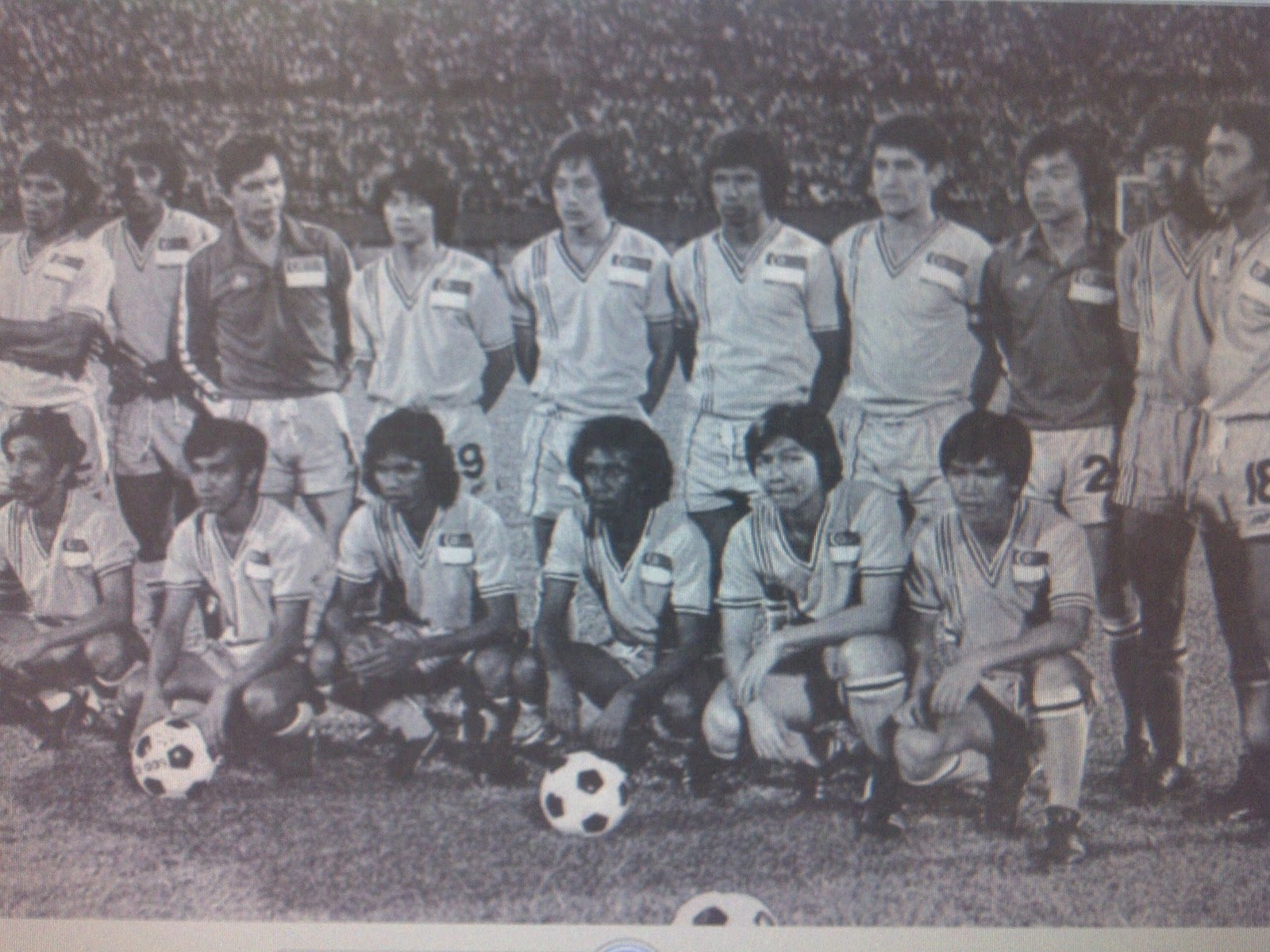 Singapore Soccer Legends