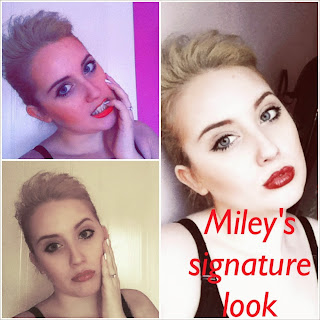 get the look - miley cyrus - wrecking ball look - make up - how to - tutorial