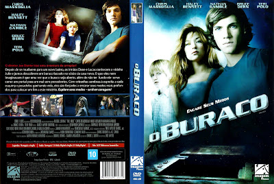 O Buraco DVD Capa