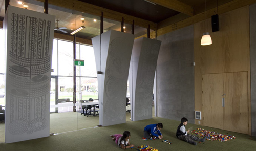 Aec architecture of early childhood mana tamariki a for G architecture massy