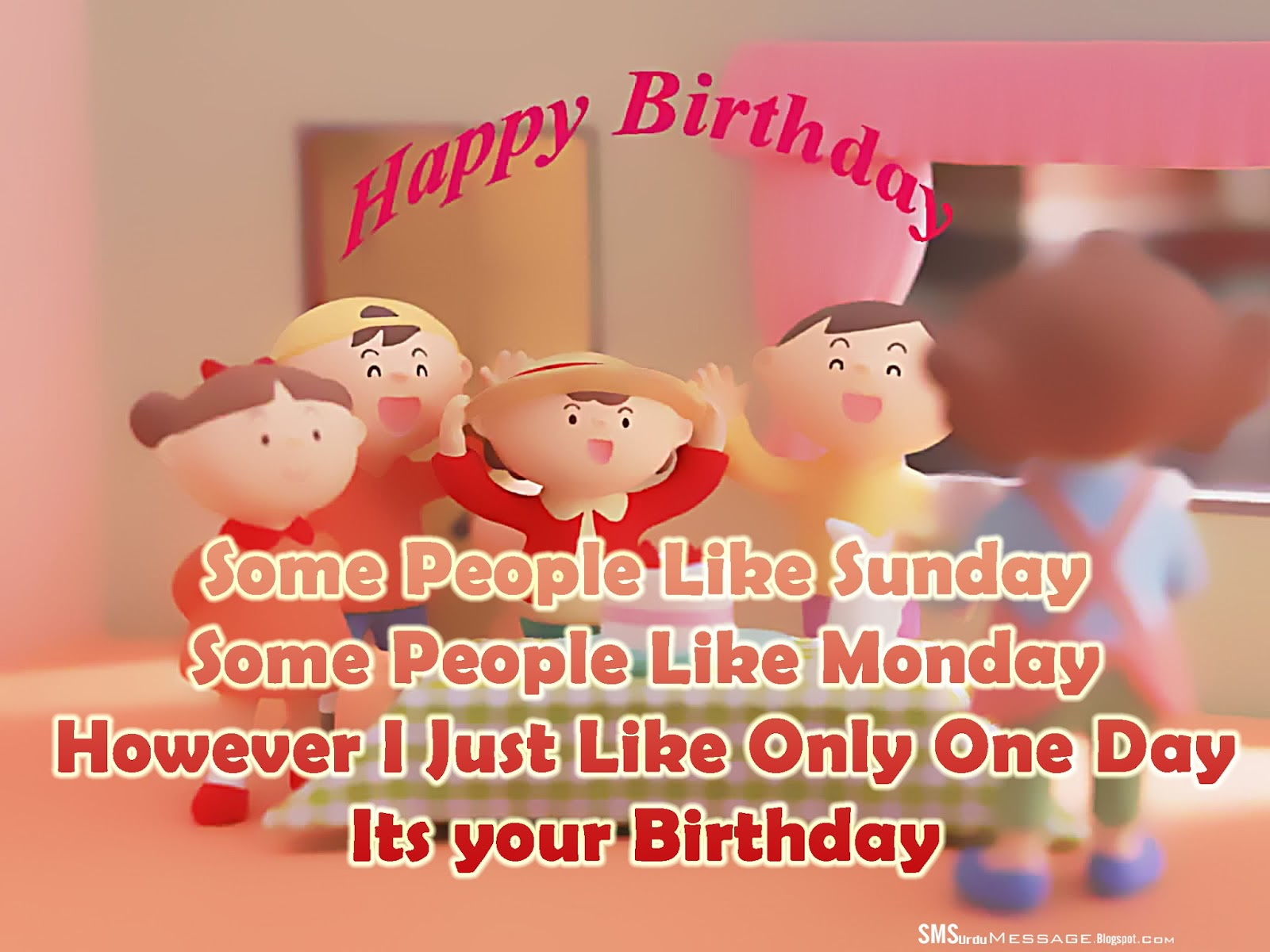 SMS Happy Brithday With Advance Happy Birthday SMS – Birthday Card Message for Best Friend