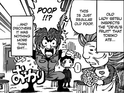 dragon ball one piece crossover. Manga: One Piece X Toriko